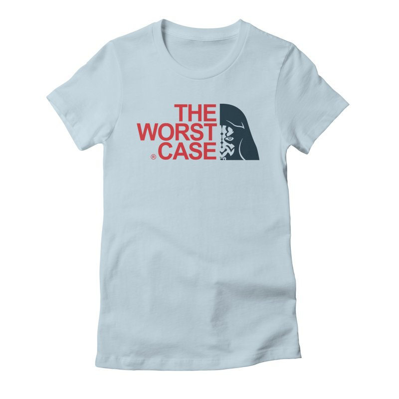The Worst Case - Maul Women's T-Shirt by zoelone's Artist Shop