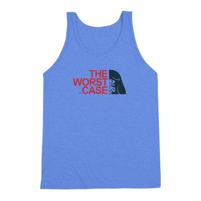 The Worst Case - Maul Men's Triblend Tank by zoelone's Artist Shop
