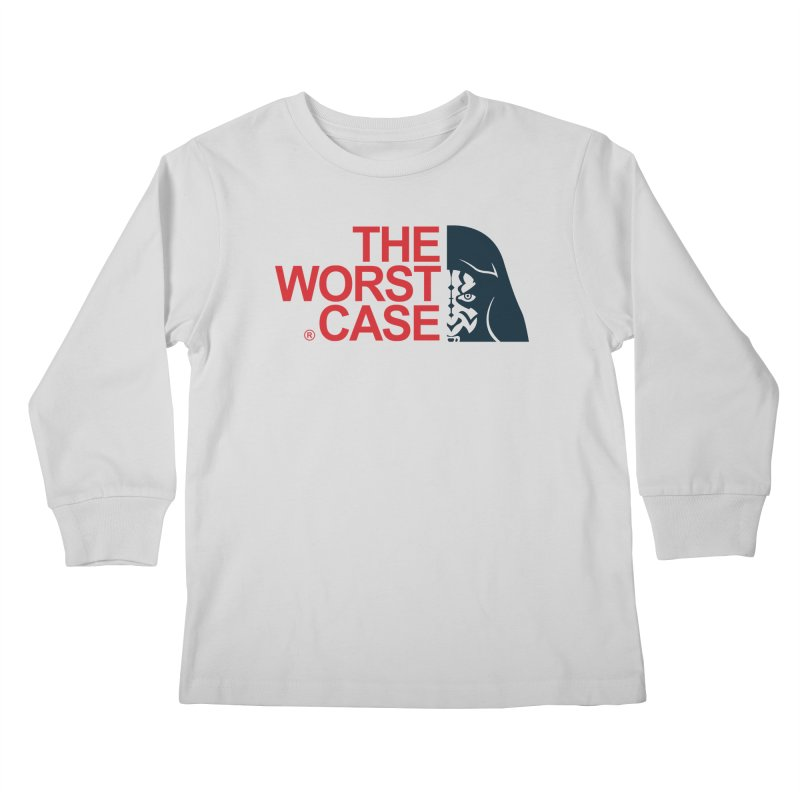 The Worst Case - Maul Kids Longsleeve T-Shirt by zoelone's Artist Shop