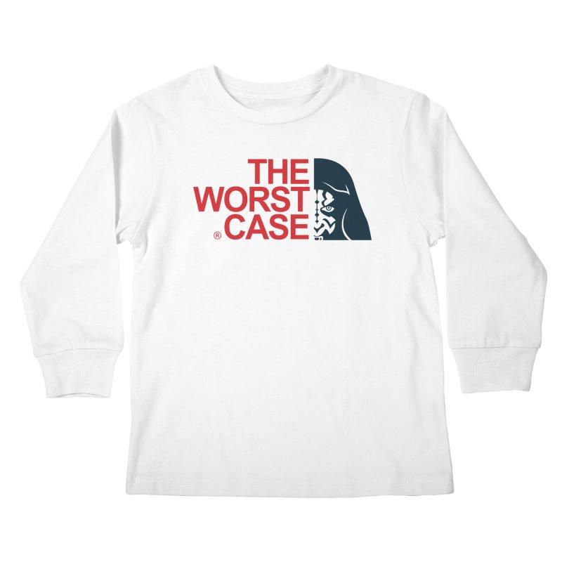 The Worst Case - Maul Kids Longsleeve T-Shirt by zoelone's Artist Shop