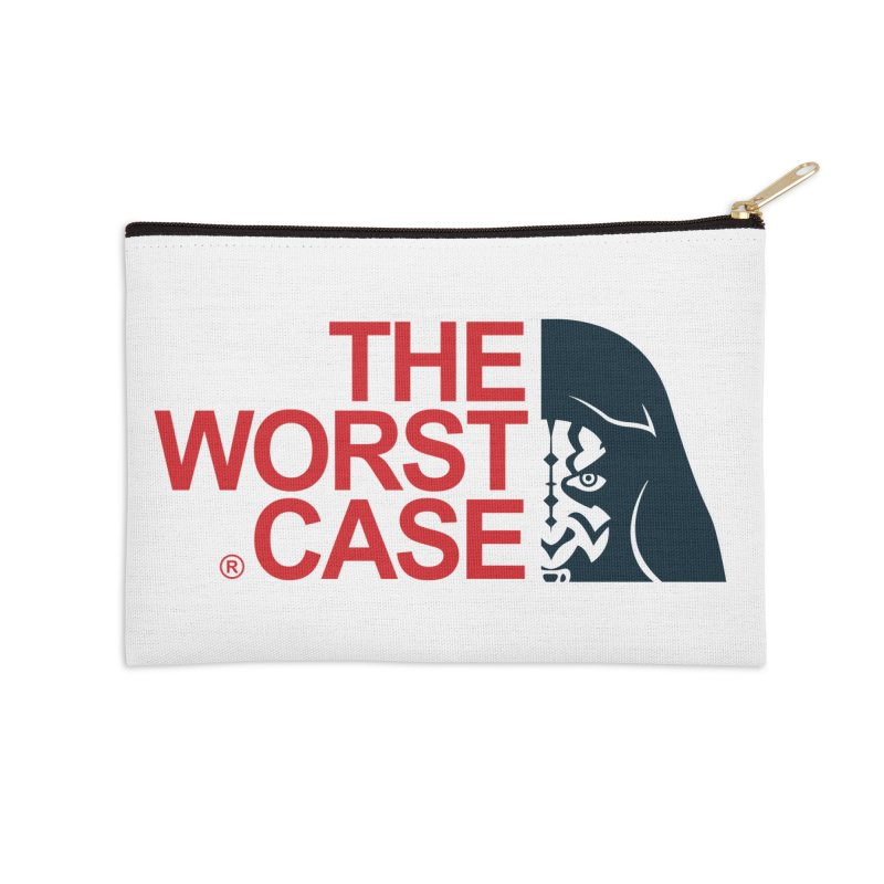 The Worst Case - Maul Accessories Zip Pouch by zoelone's Artist Shop