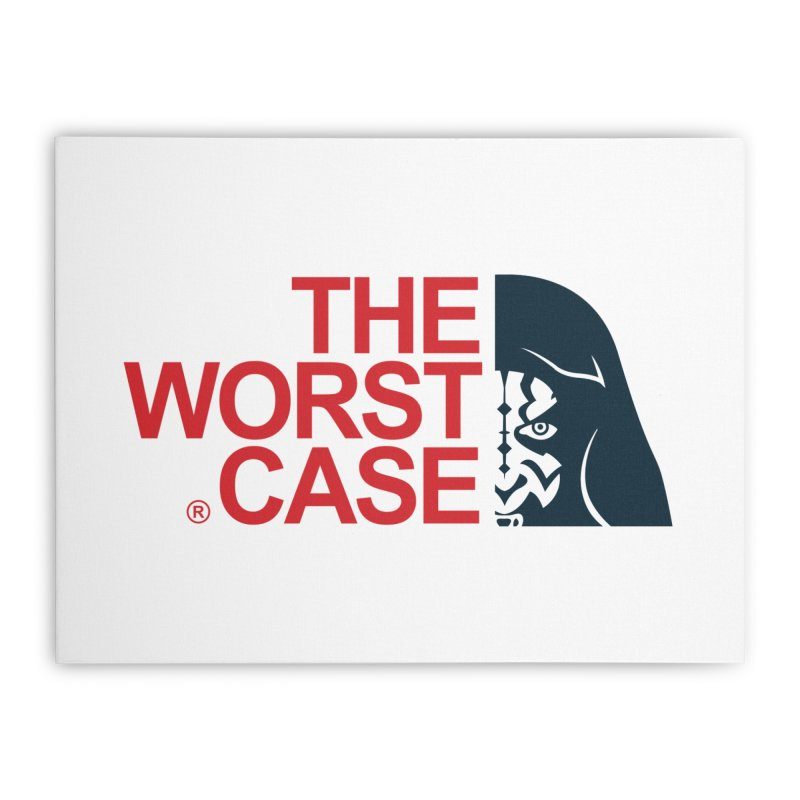 The Worst Case - Maul Home Stretched Canvas by zoelone's Artist Shop