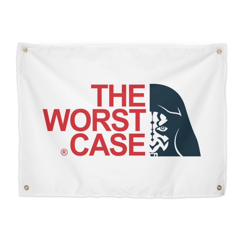 The Worst Case - Maul Home Tapestry by zoelone's Artist Shop