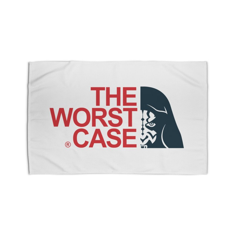 The Worst Case - Maul Home Rug by zoelone's Artist Shop