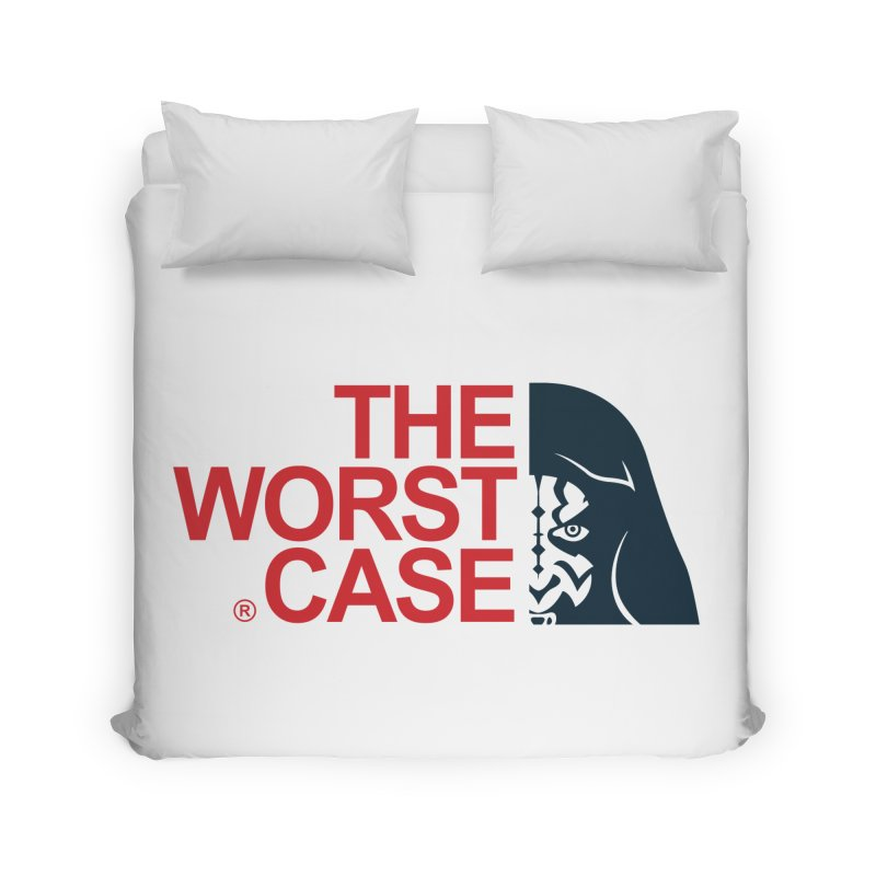 The Worst Case - Maul Home Duvet by zoelone's Artist Shop