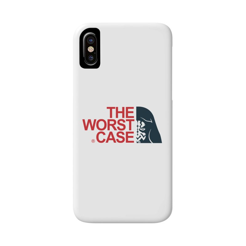 The Worst Case - Maul Accessories Phone Case by zoelone's Artist Shop