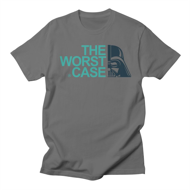 The Worst Case - Darth Vader Men's T-Shirt by zoelone's Artist Shop