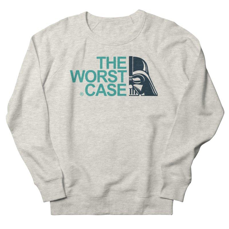 The Worst Case - Darth Vader Men's Sweatshirt by zoelone's Artist Shop