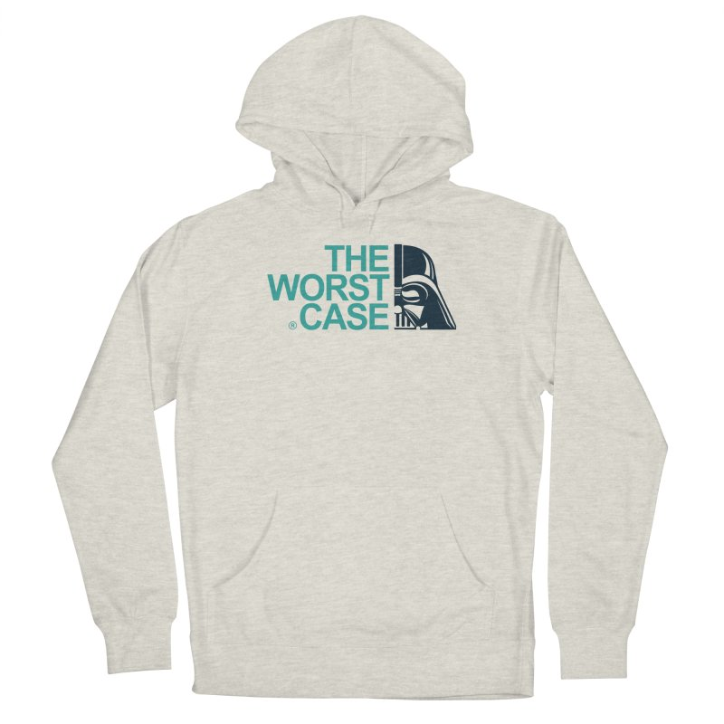 The Worst Case - Darth Vader Men's Pullover Hoody by zoelone's Artist Shop