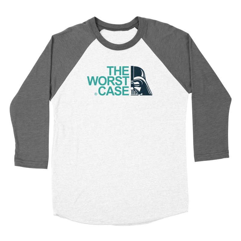 The Worst Case - Darth Vader Women's Longsleeve T-Shirt by zoelone's Artist Shop