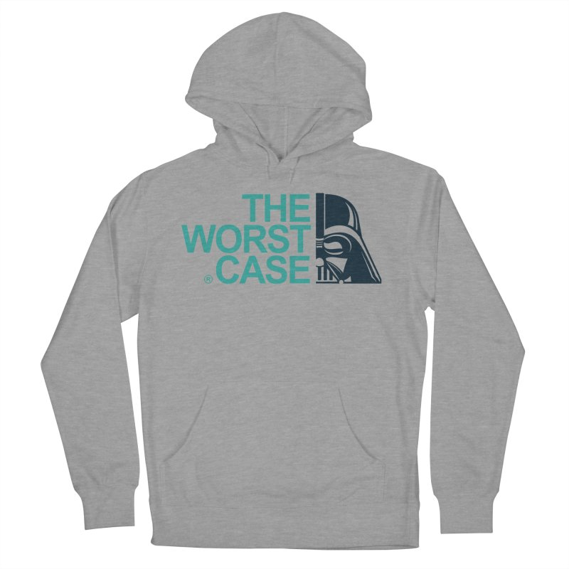 The Worst Case - Darth Vader Men's French Terry Pullover Hoody by zoelone's Artist Shop