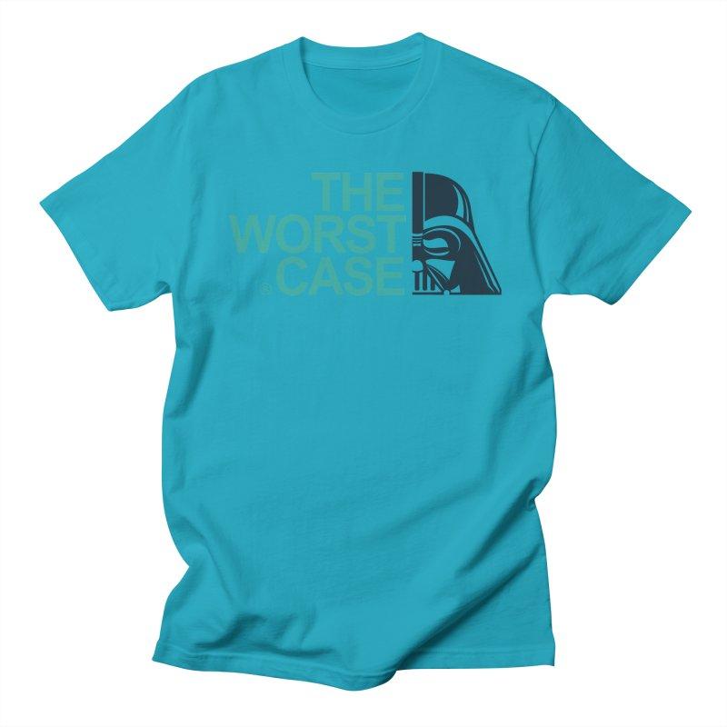 The Worst Case - Darth Vader Women's Regular Unisex T-Shirt by zoelone's Artist Shop