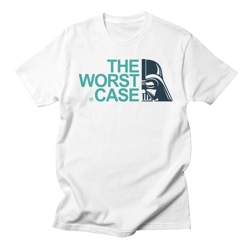 The Worst Case - Darth Vader Women's Regular Unisex T-Shirt by zoelone's Artist Shop