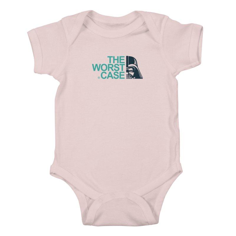 The Worst Case - Darth Vader Kids Baby Bodysuit by zoelone's Artist Shop