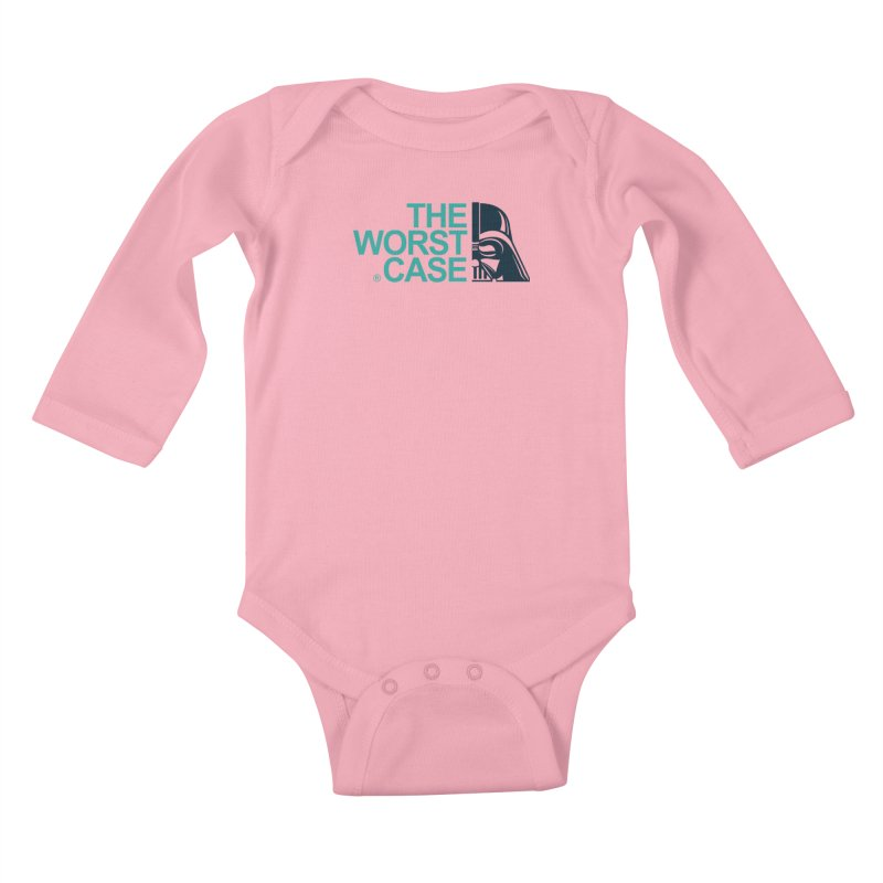 The Worst Case - Darth Vader Kids Baby Longsleeve Bodysuit by zoelone's Artist Shop