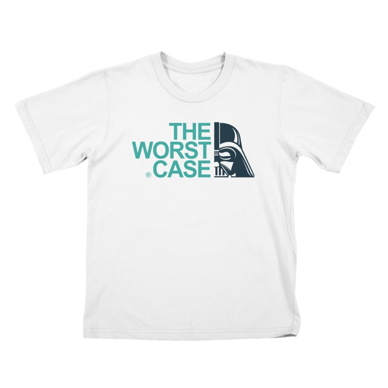 The Worst Case - Darth Vader Kids T-Shirt by zoelone's Artist Shop