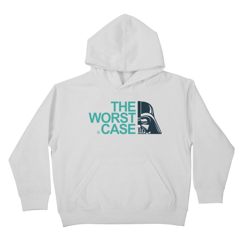 The Worst Case - Darth Vader Kids Pullover Hoody by zoelone's Artist Shop