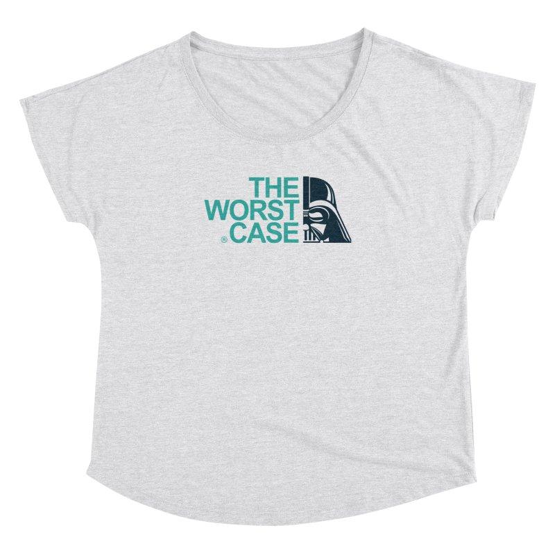The Worst Case - Darth Vader Women's Dolman by zoelone's Artist Shop