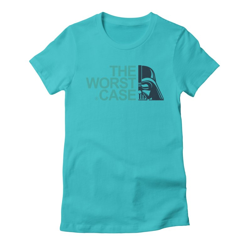 The Worst Case - Darth Vader Women's T-Shirt by zoelone's Artist Shop