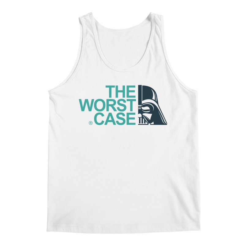 The Worst Case - Darth Vader Men's Regular Tank by zoelone's Artist Shop