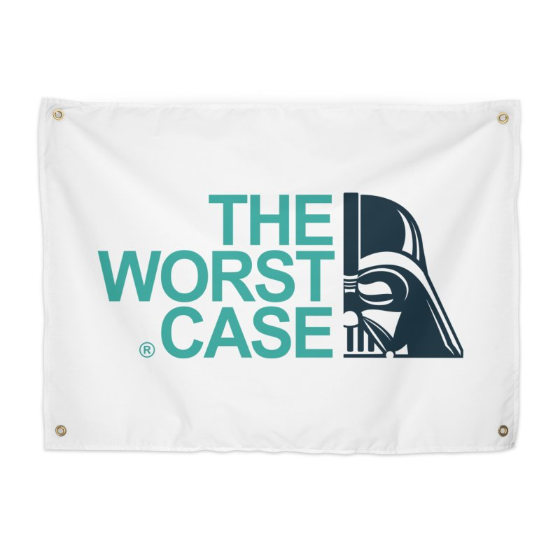 The Worst Case - Darth Vader Home Tapestry by zoelone's Artist Shop