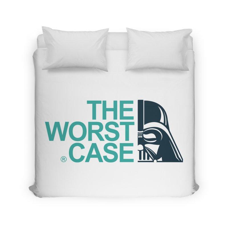 The Worst Case - Darth Vader Home Duvet by zoelone's Artist Shop