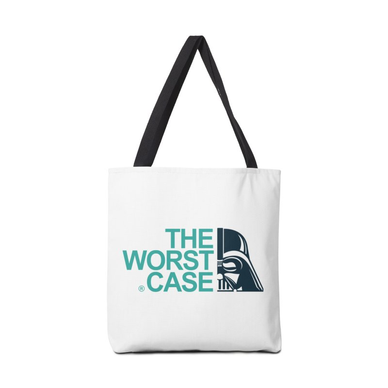 The Worst Case - Darth Vader Accessories Bag by zoelone's Artist Shop