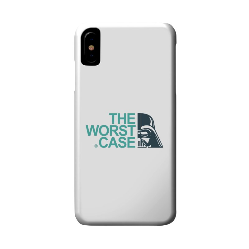 The Worst Case - Darth Vader Accessories Phone Case by zoelone's Artist Shop