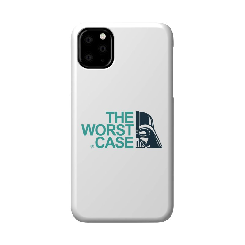 The Worst Case - Darth Vader Accessories Phone Case by zoelone's Artist Shop