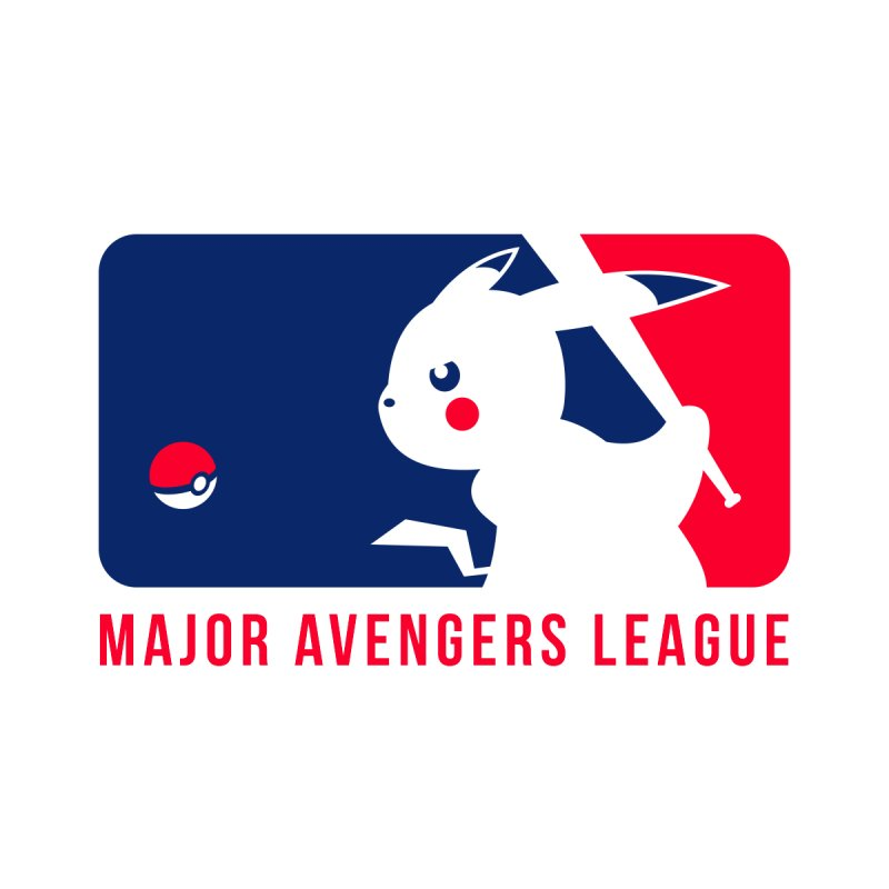 Major Avengers League None  by zoelone's Artist Shop