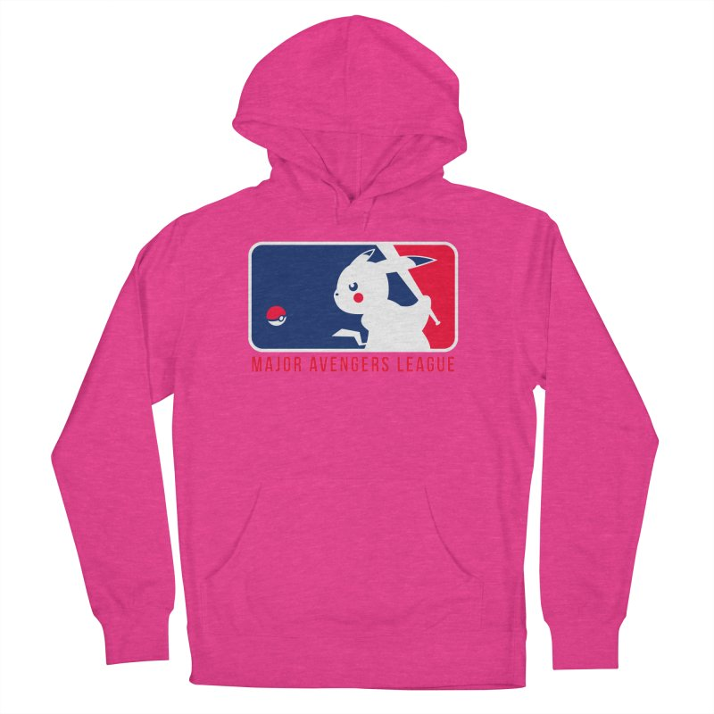 Major Avengers League Women's French Terry Pullover Hoody by zoelone's Artist Shop