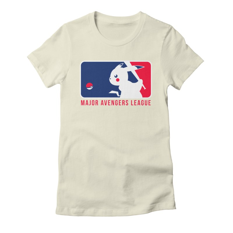 Major Avengers League Women's T-Shirt by zoelone's Artist Shop
