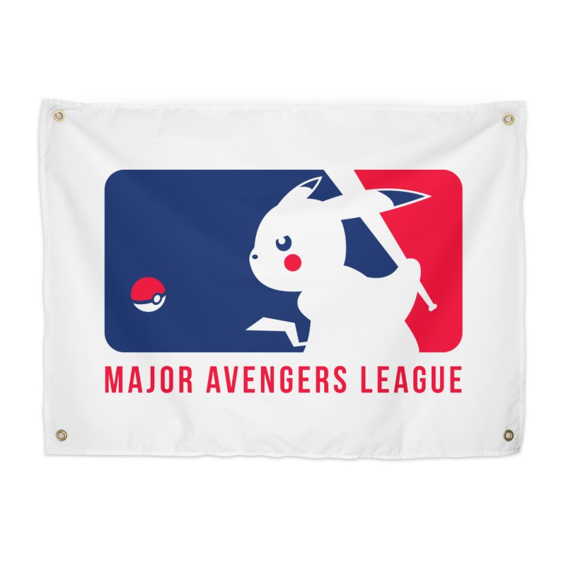 Major Avengers League Home Tapestry by zoelone's Artist Shop