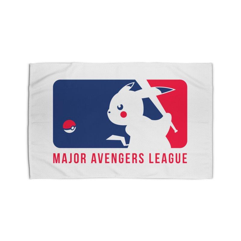 Major Avengers League Home Rug by zoelone's Artist Shop