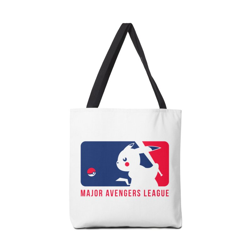 Major Avengers League Accessories Bag by zoelone's Artist Shop