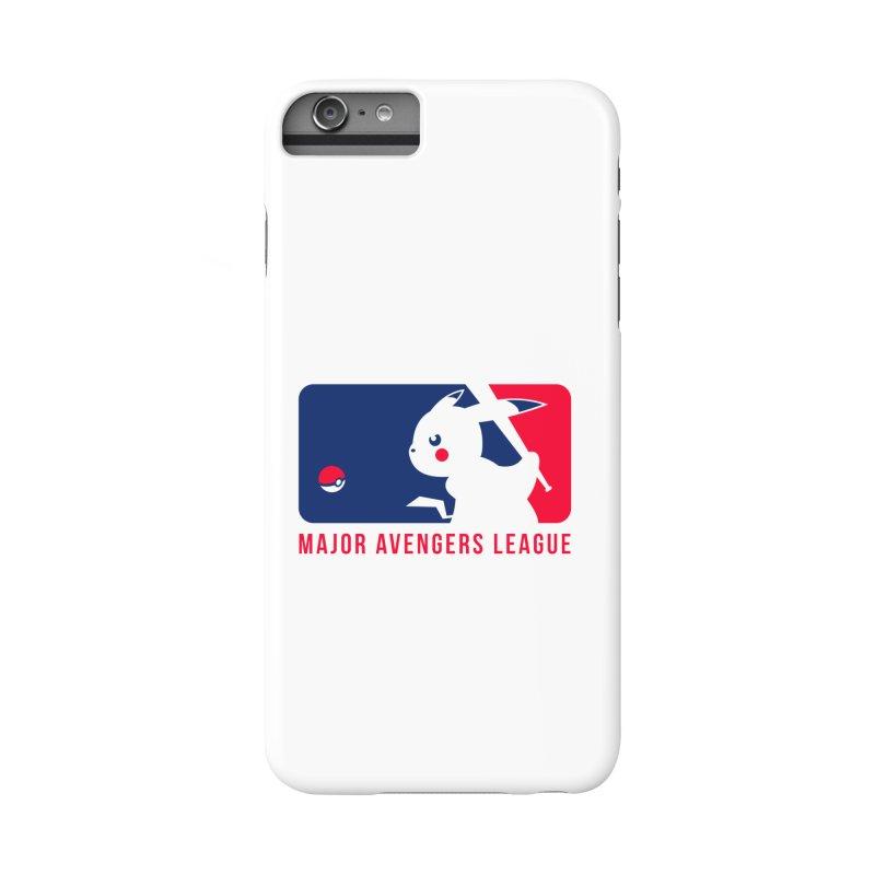 Major Avengers League Accessories Phone Case by zoelone's Artist Shop