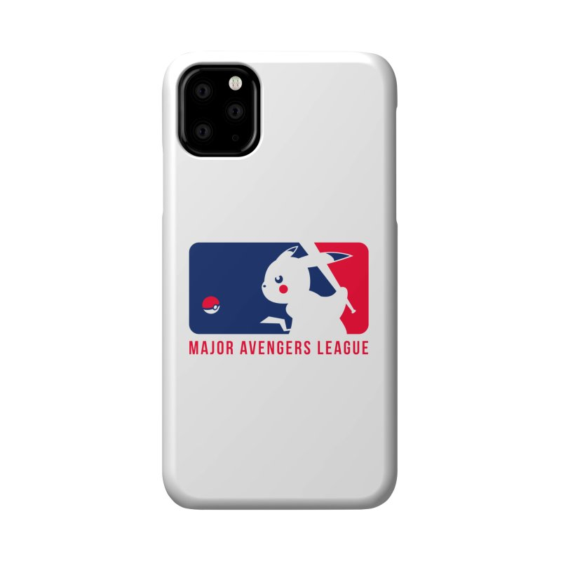 Major Avengers League Accessories Phone Case by zoelone's Artist Shop