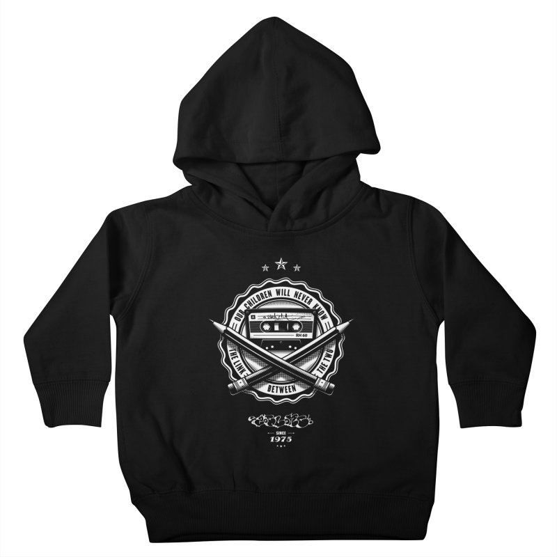 Our Children Will Never Know.. Black Kids Toddler Pullover Hoody by zoelone's Artist Shop