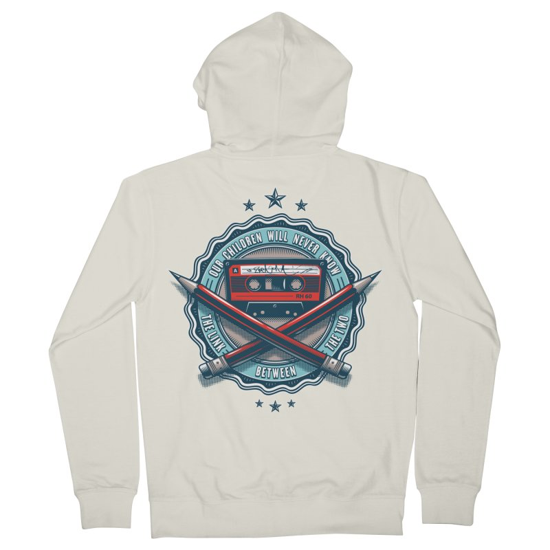 Our Children will Never Know the Link Between the Two Women's Zip-Up Hoody by zoelone's Artist Shop