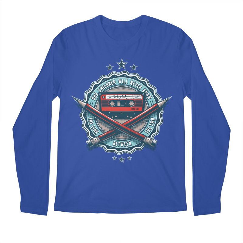 Our Children will Never Know the Link Between the Two Men's Longsleeve T-Shirt by zoelone's Artist Shop