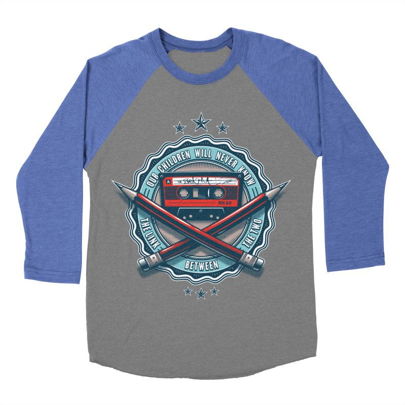 Our Children will Never Know the Link Between the Two Women's Baseball Triblend T-Shirt by zoelone's Artist Shop