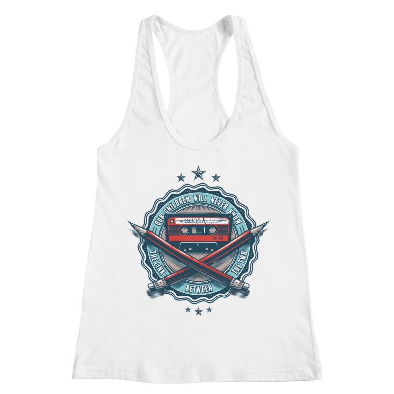 Our Children will Never Know the Link Between the Two Women's Racerback Tank by zoelone's Artist Shop