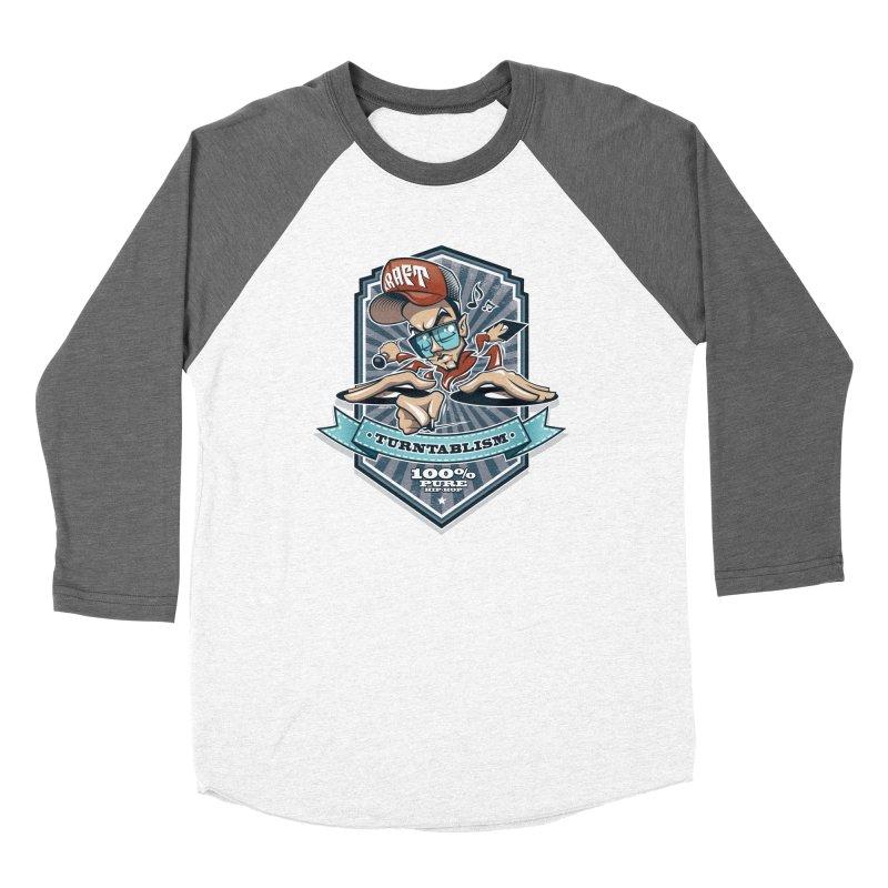Turntablism Women's Longsleeve T-Shirt by zoelone's Artist Shop