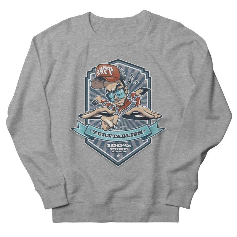 Turntablism Women's Sweatshirt by zoelone's Artist Shop