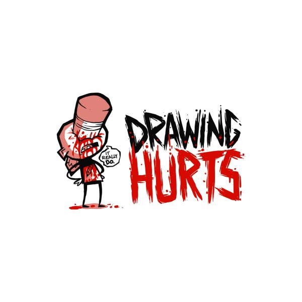 image for Drawing Hurts ][