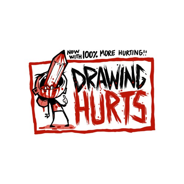 image for Drawing Hurts III