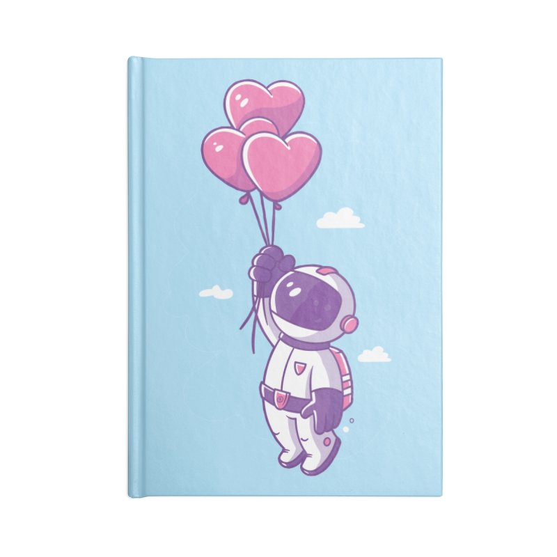 Love Makes Me High Accessories Lined Journal Notebook by zoljo's Artist Shop