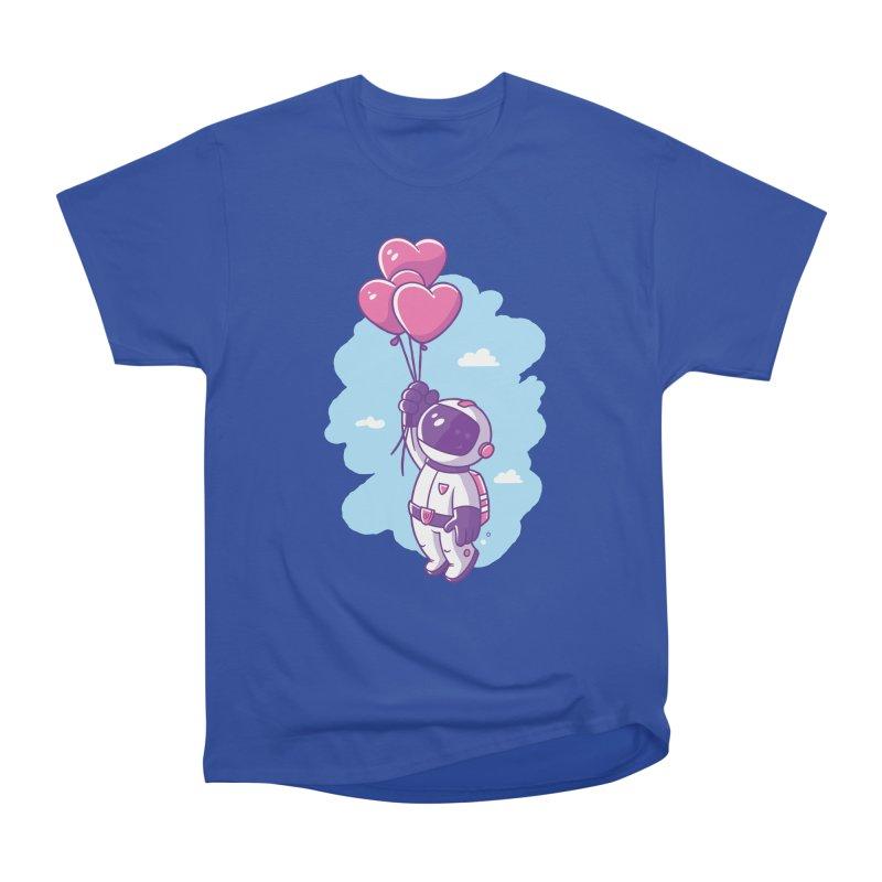 Love Makes Me High Men's Heavyweight T-Shirt by zoljo's Artist Shop