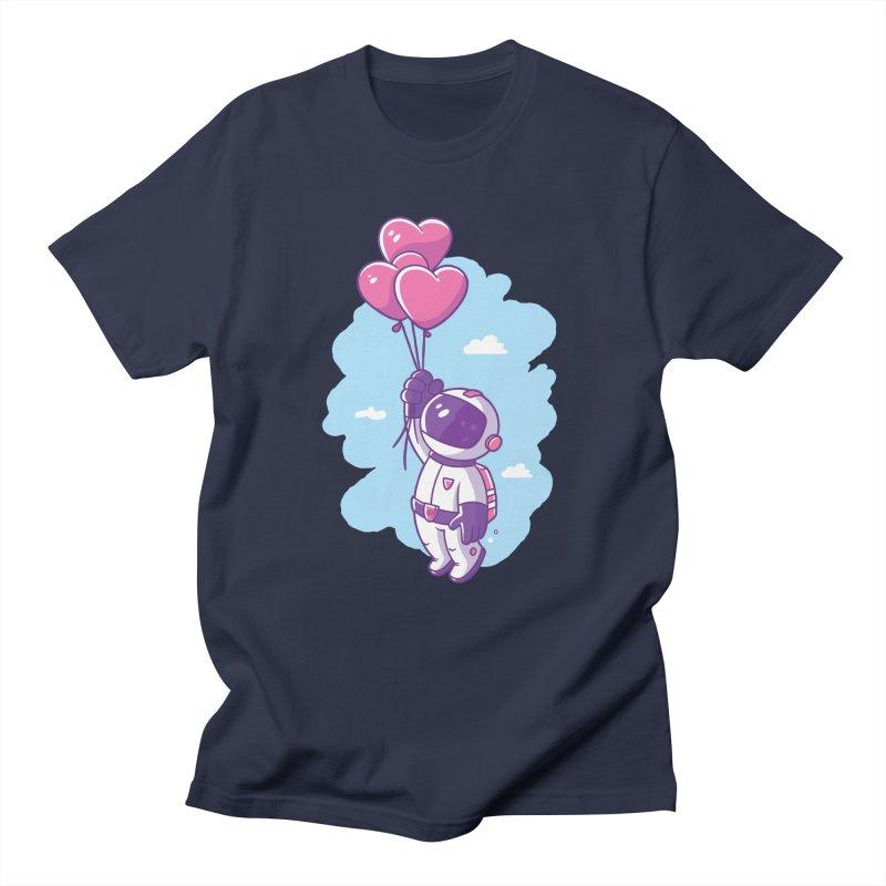 Love Makes Me High Women's Regular Unisex T-Shirt by zoljo's Artist Shop