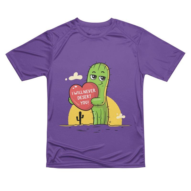 I will never desert you Men's Performance T-Shirt by zoljo's Artist Shop